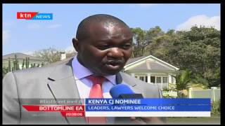 BottomLine East Africa: Uganda MP's Cars, Judge David Maraga is JSC's pick, 23/09/16 Part 1