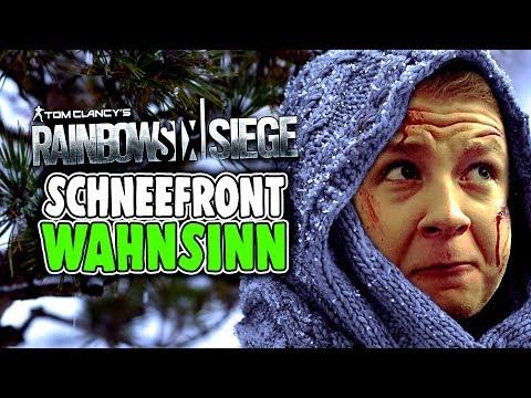 Schneefront Wahnsinn - Rainbow Six Siege - Deutsch