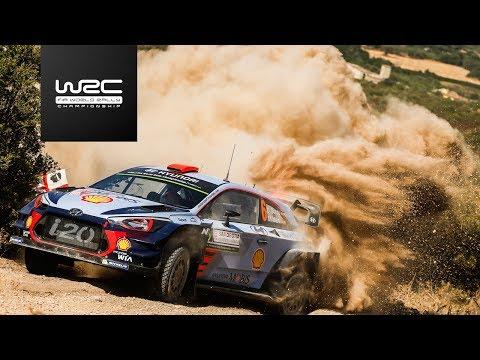 WRC/Rally de Italia - Shakedown