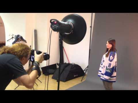 Popradské hokejistky pred fotoobjektívom: Takto vyzerajú bez prilieb