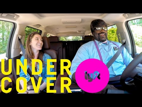 Shaquille O Neal Wears Ridiculous Costumes While Going Undercover as Lyft