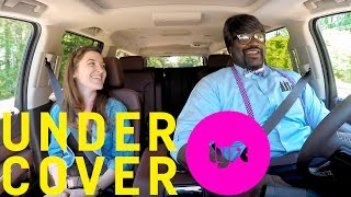 Video Undercover Lyft with Shaquille O'Neal MP3, 3GP, MP4, WEBM, AVI, FLV Oktober 2018