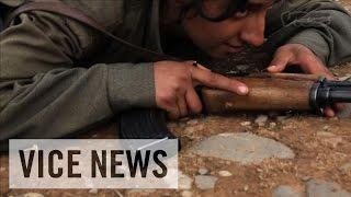 クルド人女性戦士(1) 彼女たちが銃を手にした本当の理由