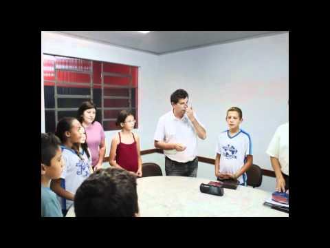 Nova Sala de Catequese -Nova Fátima - PR