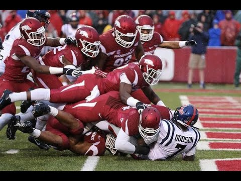 The BEST Moments In Razorback Football History Mp3