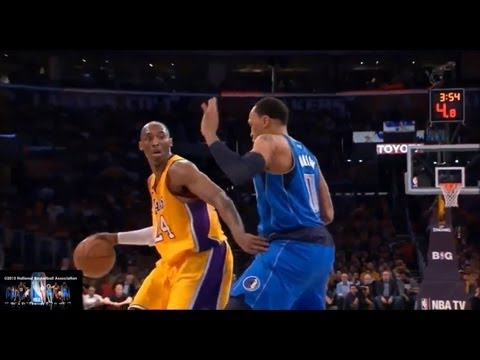 kobe bryant - Kobe Bryant's jumpshots, fade aways, dunks, reverse layups, floaters, runners, jab steps, running hooks... The last Kobe Bryant video of the 2012/2013 season...