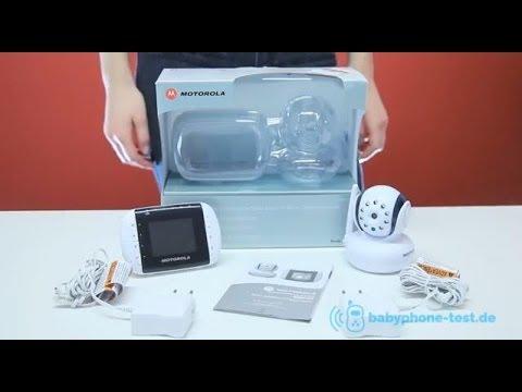 Motorola MBP 33 Video Testbericht