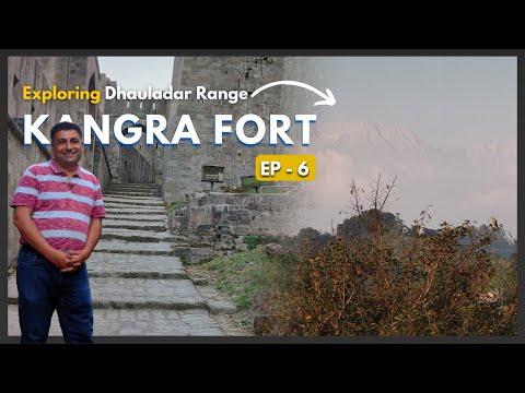 EP 6 Palampur to Kangra fort to Shri Chamunda Devi temple     Himachal Pradesh Tour