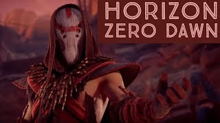 Let's play hunt the machines - HORIZON ZERO DAWN