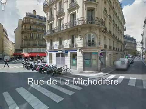 Rue de La Michodière