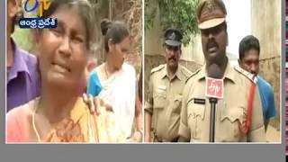 tragedy 2 dead 2 injured at pichuka lanka near dowleswaram barrage