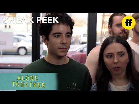 Alone Together | Season 1, Episode 1 Sneak Peek: Hot Girl Food | Freeform