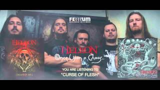 Video HELL:ON - CURSE OF FLESH (NEW 2015)
