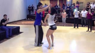Bachata Tutorial (Part 1 Of 2) - DC Bachata Congress 2013