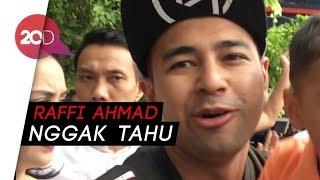 Video Kata Raffi Ahmad Soal Kabar Pernikahan Ayu Ting Ting MP3, 3GP, MP4, WEBM, AVI, FLV Februari 2018