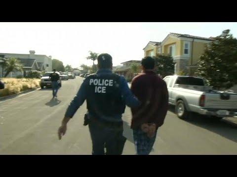 USA: Kritik an Plänen zu Massenabschiebung
