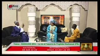 Wareef-08 Janvier 2014-Thème:Maouloud 2014 - la vie et l'oeuvre du prophète Mohamed-part2