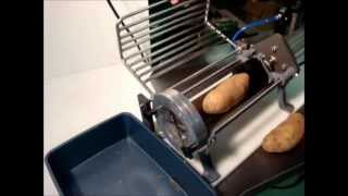 Multi-Purpose Air Cutter (french fries or carrot stick cutter) - www.CharliesMachineandSupply.com