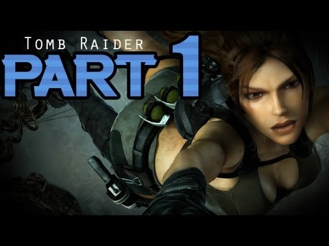 Tomb Raider (2013) Gameplay Walkthrough - Part 1 SURVIVAL INSTINCTS (PC-XBOX 360-PS3) HD
