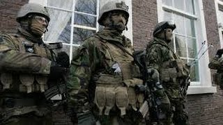 Dutch Special Forces (KCT, NLMARSOF, BSB)