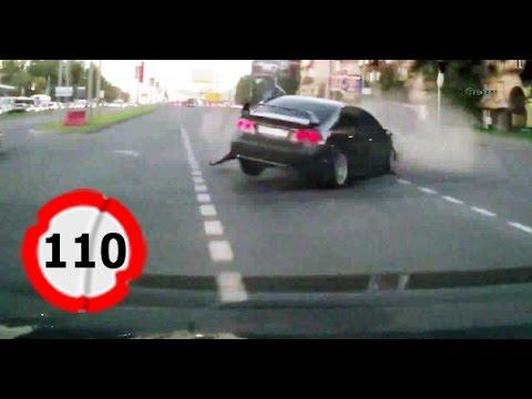 Car Crash Compilation #110 || Подборка ДТП и Аварий Сентябрь 2014