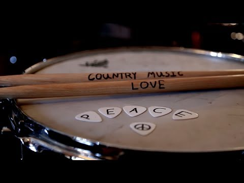 Peace Love and Country Music (Lyric Video)