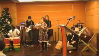 Download Video Poetry and Music by The Yuricane in Tokyo MP3 3GP MP4