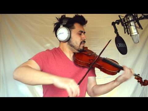 Watch:  Impressive Violin Cover of Imagine Dragons'