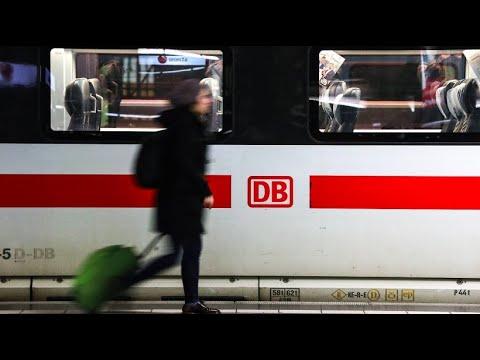 Bahnverkehr: Einigung von Bahn und EVG - neue Streiks d ...