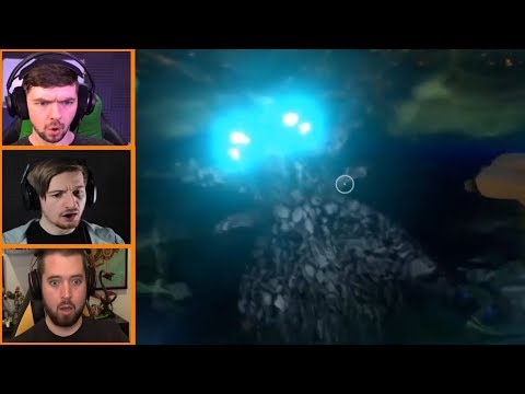 Let's Players Reaction To Sea Emperor Telepathic Messages | Subnautica