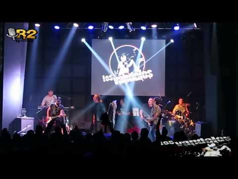 LOS VANDALOS COBERTURA  EN VIVO 23-5-2015