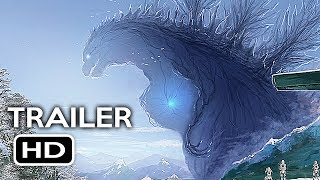 Nonton Godzilla  Monster Planet Official Teaser Trailer  1  2017  Netflix Animated Movie Hd Film Subtitle Indonesia Streaming Movie Download