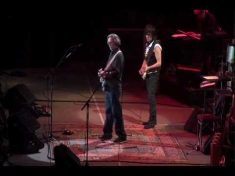 Moon River - Clapton & Beck