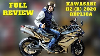 KAWASAKI H2 2020 KAWASAKI H2R 2020 NEW MODEL REPLICA BY ZONGSHEN FULL REVIEW ON PK BIKES