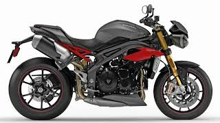 7. 2016-2017 Triumph Speed Triple Recall (R and S Models) | Due to Electrical Issues