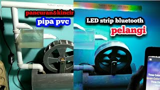 Video Super unik!!!!Perpaduan pancuran dan kincir air relaksasi dari bahan pipa pvc MP3, 3GP, MP4, WEBM, AVI, FLV April 2019