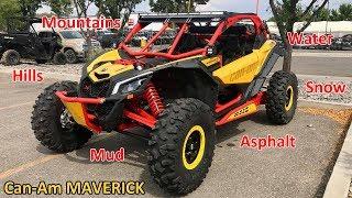6. Can-Am Maverick X3 - Fantastic Vehicles 2018
