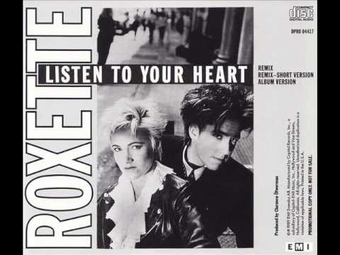 "roxette – ""listen to your heart"" (1988)"
