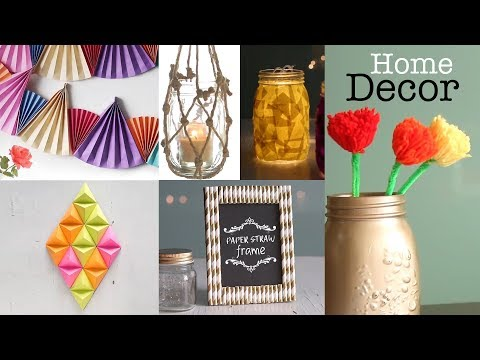 Home Decor Ideas You Can Easily DIY | DIY Room Decor