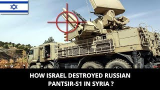 Video HOW ISRAEL DESTROYED RUSSIAN PANTSIR-S1 IN SYRIA ? MP3, 3GP, MP4, WEBM, AVI, FLV September 2019