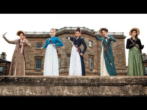 PRIDE AND PREJUDICE AND ZOMBIES Sets A Release Date – AMC Movie News