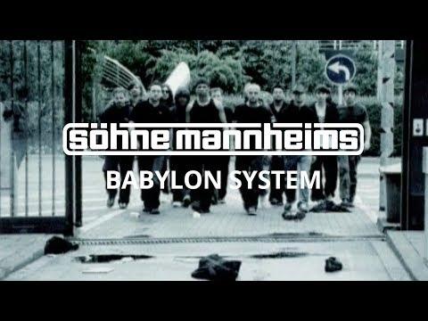 Tekst piosenki Sohne Mannheims - Babylon system po polsku