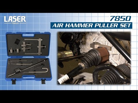 7850 | Air Hammer Puller Set