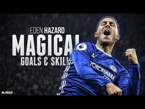 Eden Hazard ● Magical ● Goals & Skills 2016/17 HD