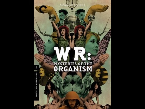 Sunday:  WR: Mysteries Of The Organism