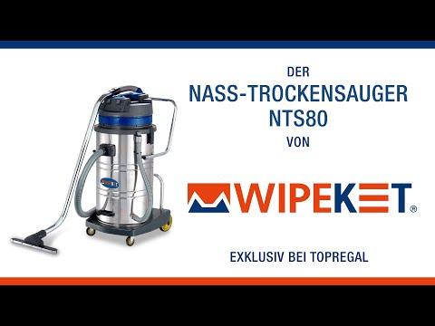 Produktvideo Nass-Trockensauger NTS80