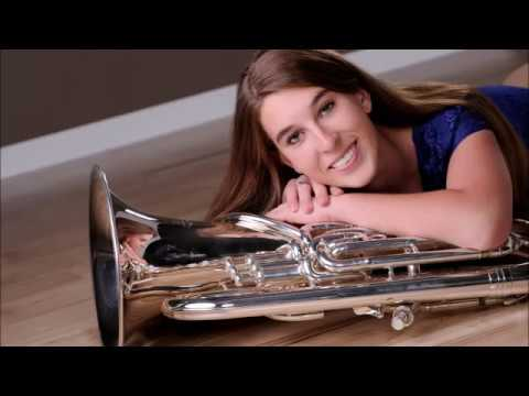 Lydia Raim and Euphology Quartet- Manhattan Suite by John Stevens