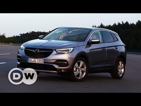 Opel Grandland X - Schicker Kraftmeier | DW Deutsch