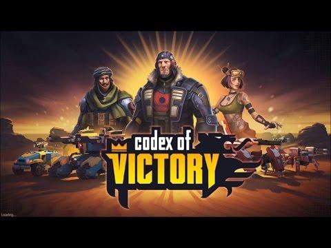 Codex of Victory НОВАЯ ПОШАГОВАЯ СТРАТЕГИЯ [Взгляд изнутри]