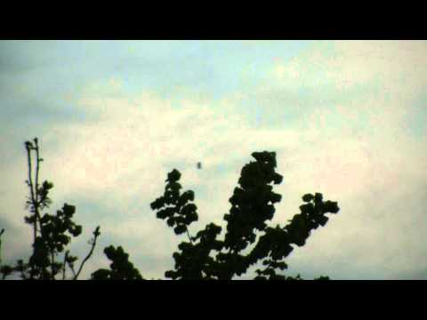 UFO activity over Ashford, UK – 26 April 2015